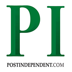 Glenwood Springs Post Independent logo. Phillip covered oil and gas drilling as a newspaper reporter at the Post Independent.